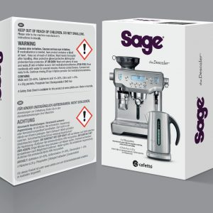 Sage the descaler powder ontkalker